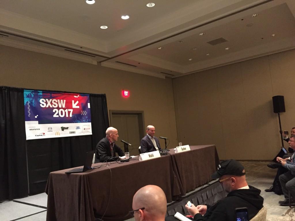 SXSW interactive Don Garber MLS